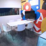 Design - Innenansicht Besprechungsraum