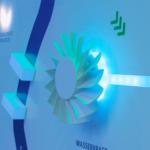 3D-Druckservice - Detailansicht 3D-gedruckte Wasserturbine