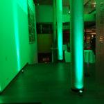Eventplanung - Ausdrucksstarke Eventbeleuchtung in Kunden-Farben