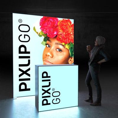 Schneller Einstieg mit den Messesets von PIXLIP GO bei eest!