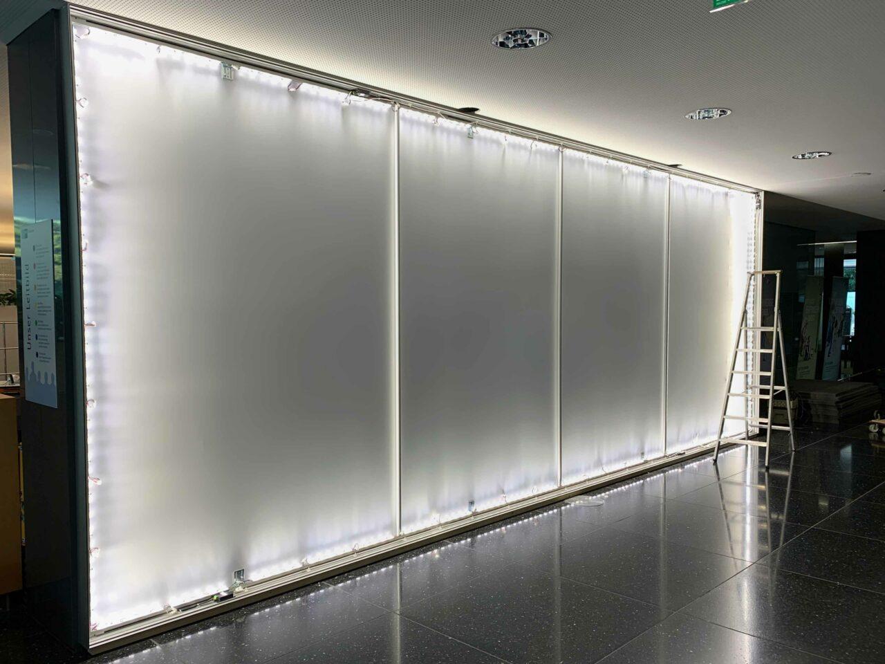 IHK Schwaben - LED Installation