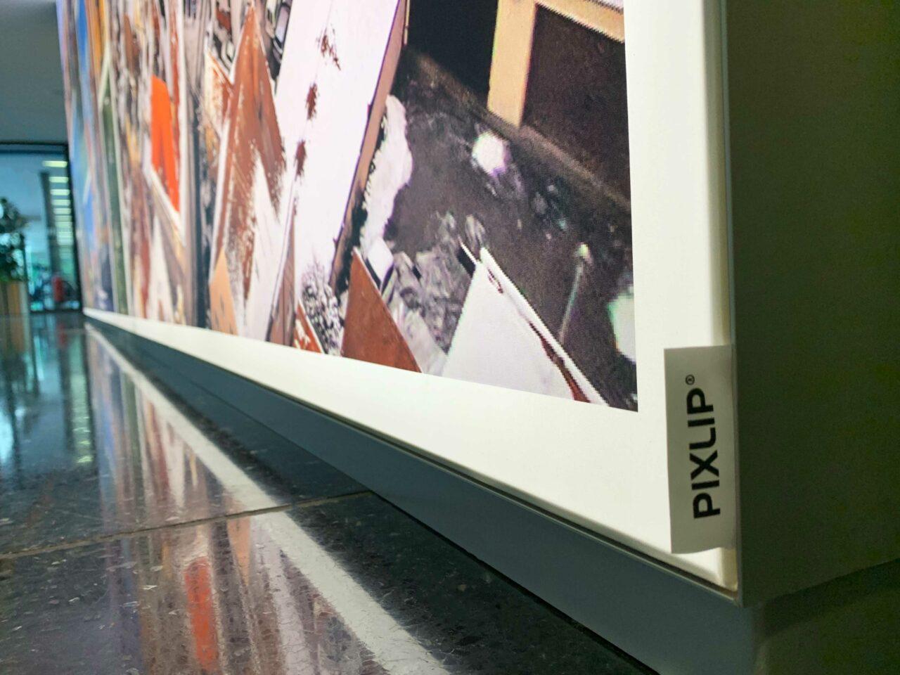PIXLIP PX - Textildruck