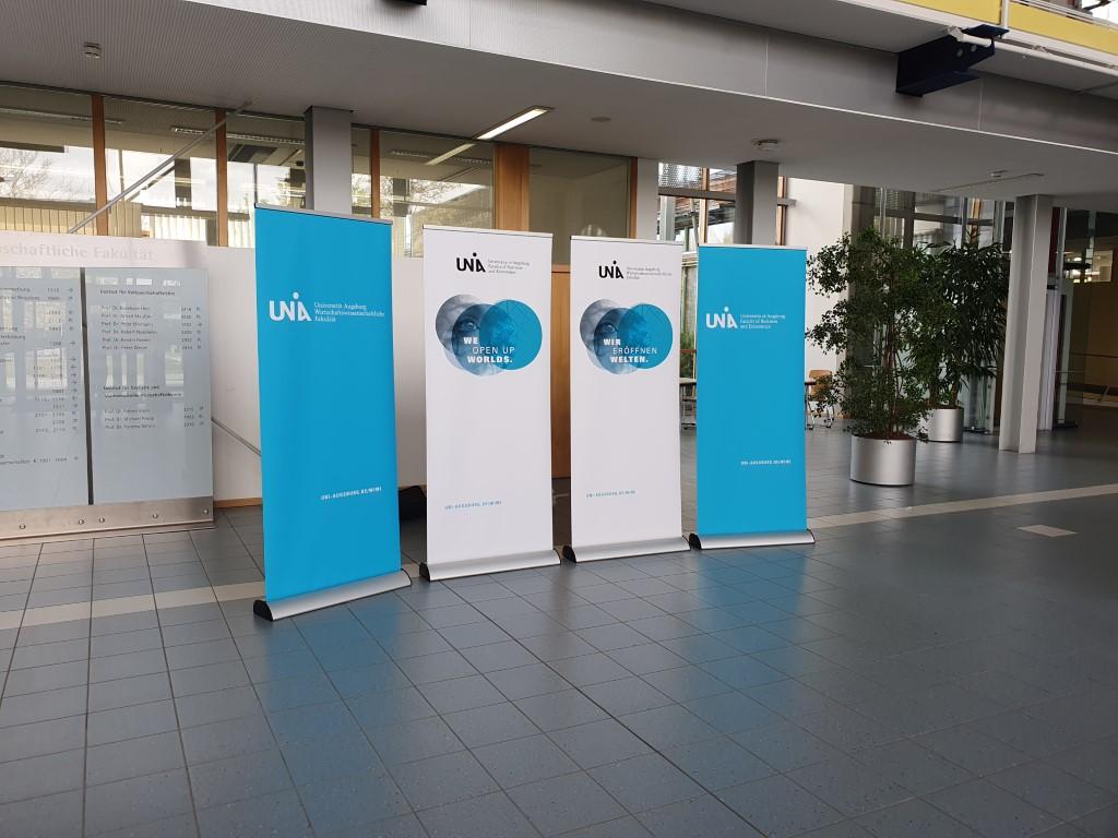 eest! Wechsel-Rollup für die Universität Augsburg